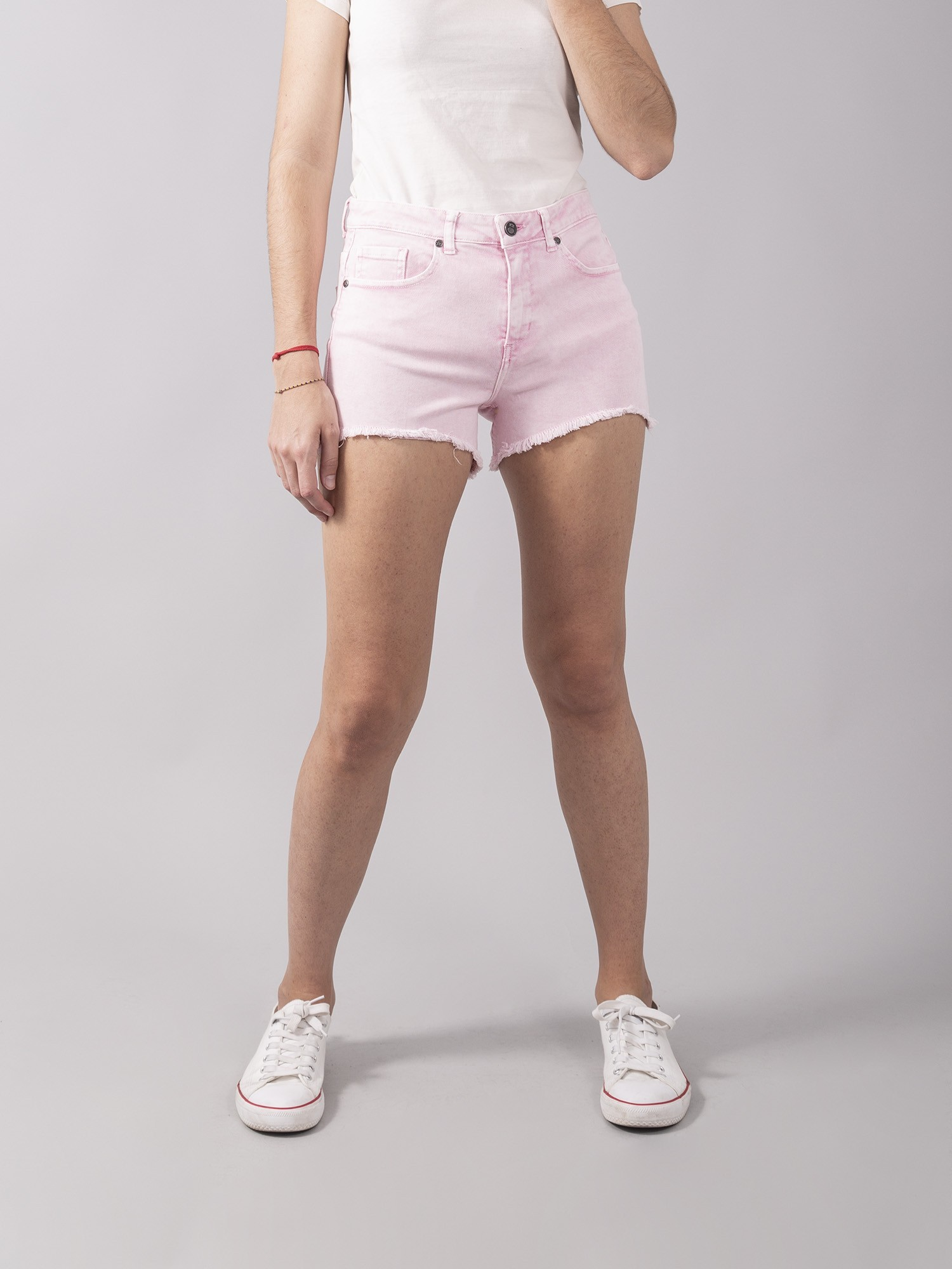 Shorts Sylvie Vintage Pink Denim