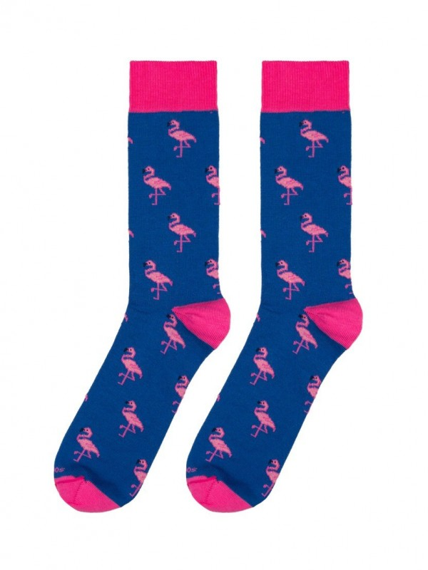 Calcetines Flamingo Royal