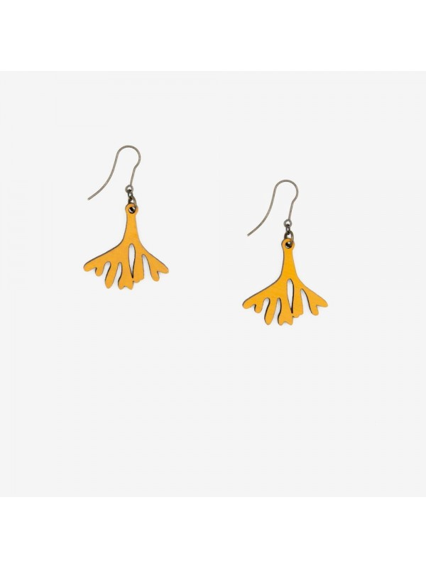 Pendientes Sea Garden Golden Sand