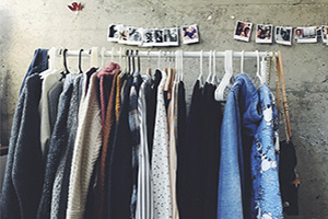 How to get a sustainable wardrobe