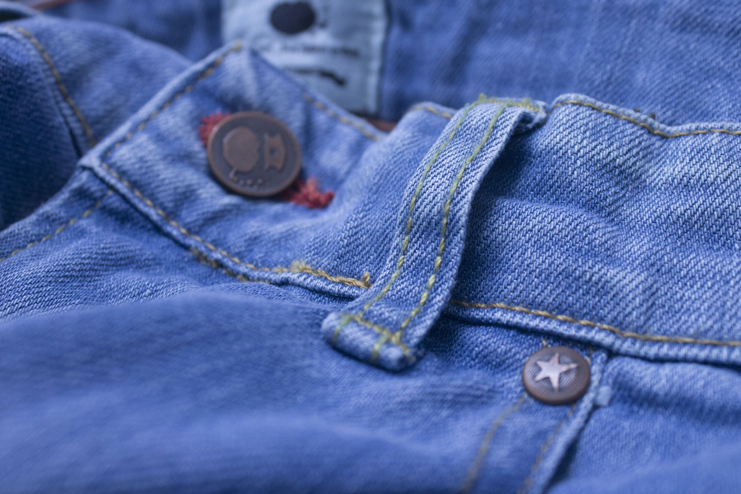 The true story of denim.